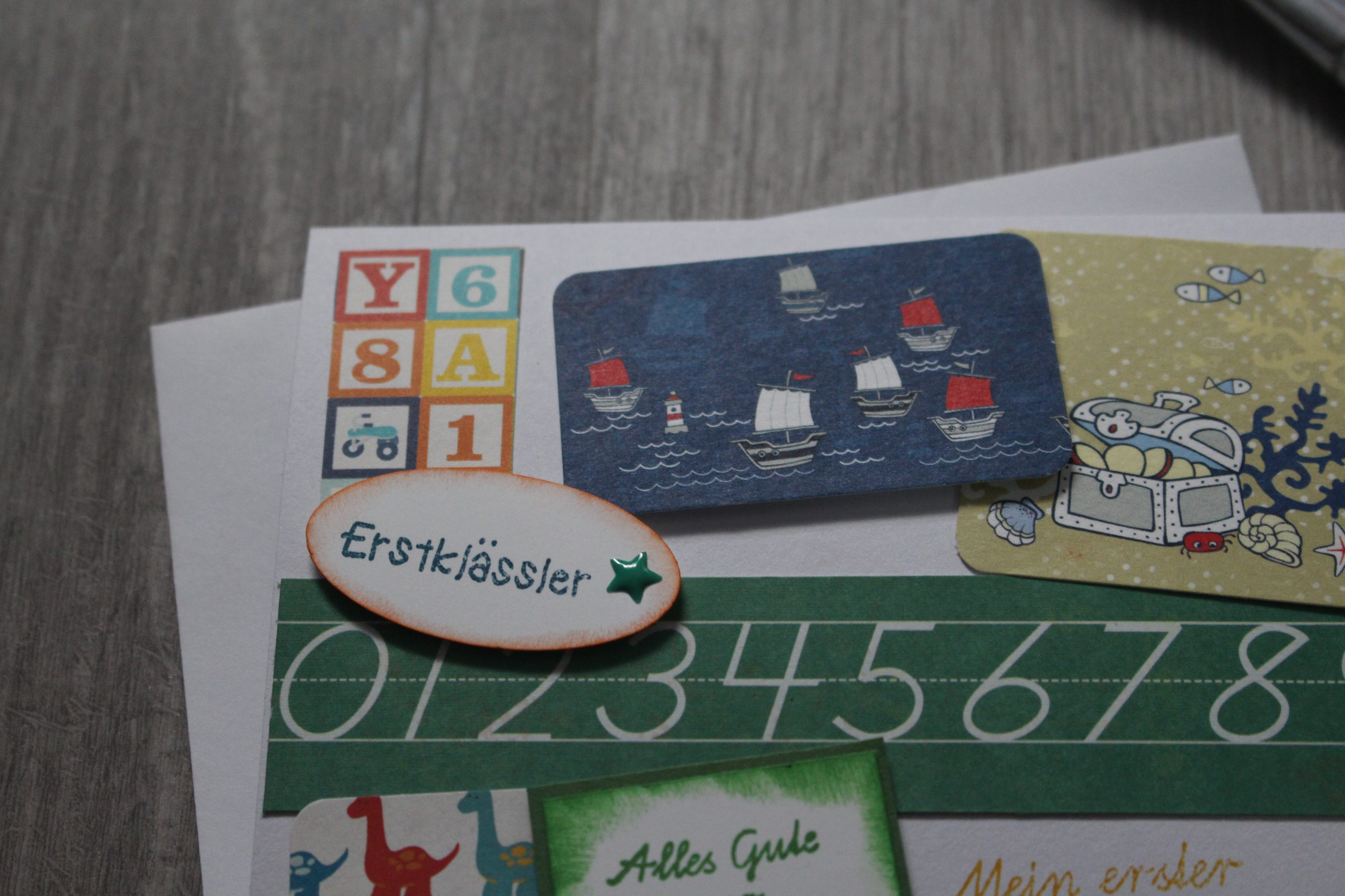 Karte Zur Einschulung.Karte Zur Einschulung Luya Arts And Cards