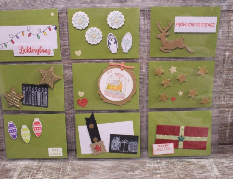 Frohe Weihnachten mit Pocket Letter