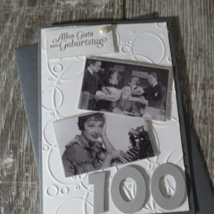 Geburtstagskarten ab 90