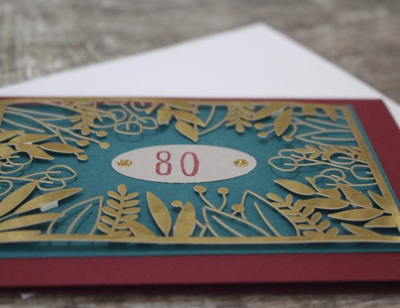 Goldiges zum 80. Geburtstag…