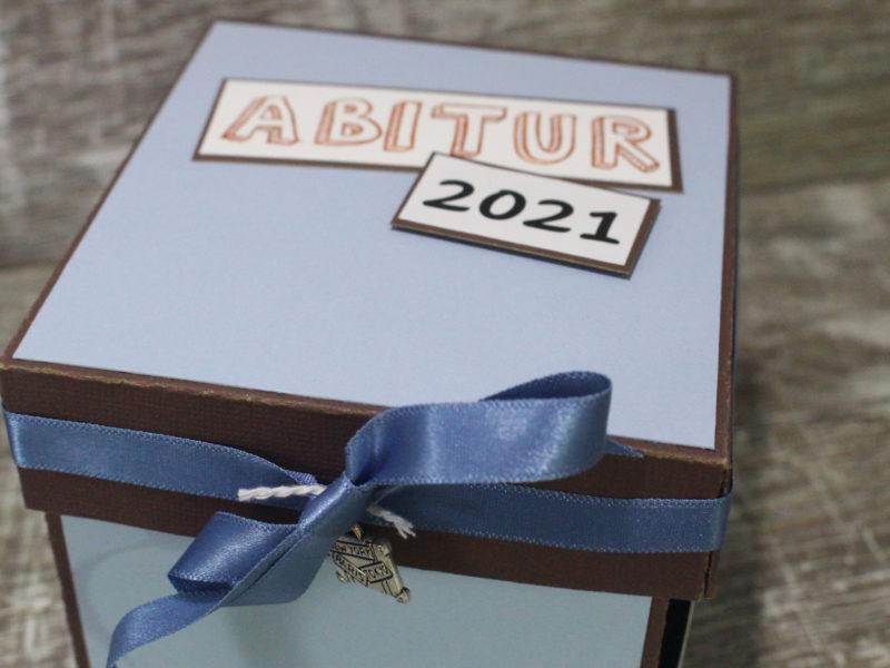 Explsionsbox zum Abitur