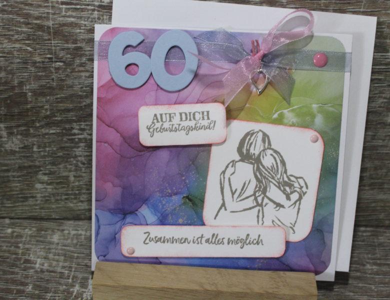 Geschenke zum 60. Geburtstag