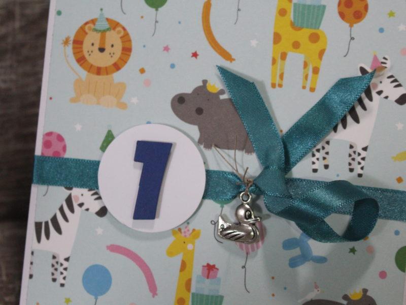 tierisch zum 1. Geburtstag