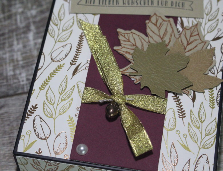 Upcycling meets Herbst…
