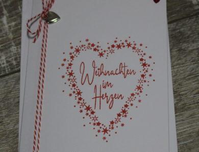 Weihnachtsgruß zum BlogHop